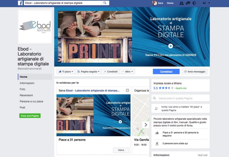 ebod.it Pagina Facebook